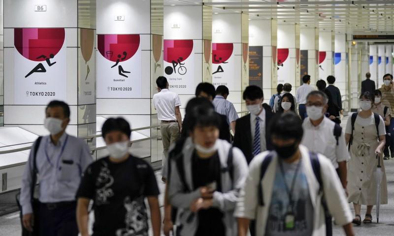 東京預計新增逾280例武漢肺炎確診,再創自疫情爆發以來單日感染人數最高的紀錄。(歐新社)