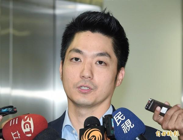 蔣萬安表示中正紀念堂轉型可以公開討論,並贊成公開相關檔案史料,還原真相。(資料照,記者廖振輝攝)