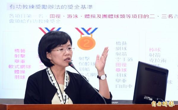 蘇貞昌女兒、民進黨立委蘇巧慧表示,選後她曾與父親討論過,皆認為賴院長是此刻唯一且最好人選。(資料照)