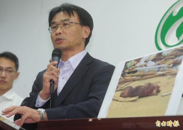 農委會主委一職確定將由農委會代理主委陳吉仲擔任。(資料照)