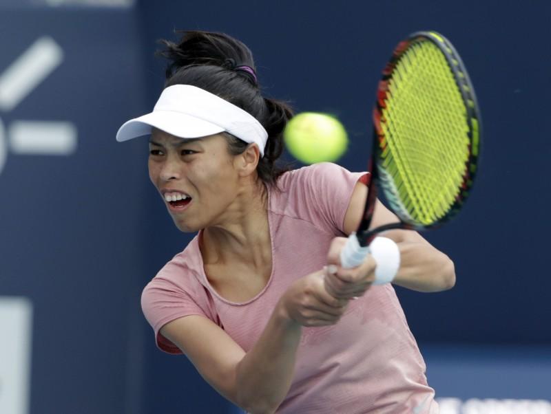 網球》「球后殺手」謝淑薇3盤惜敗 邁阿密女單8強止步