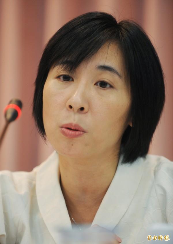 台灣大學法律系副教授沈冠伶。(資料照)