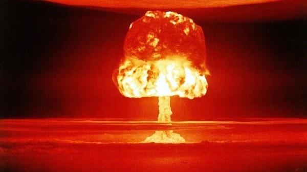 美國國會新釋出的報告表明,中國恐會在台海戰爭中使用「電磁脈衝核彈」癱瘓台灣電力系統。(美聯社)