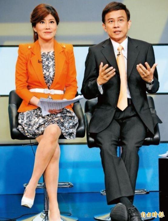 彭文正最近常在政論節目《政晶限時批》批評柯文哲。(資料照,記者鍾智凱攝)