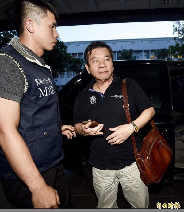 此案爆發當天,有「牛樟芝之父」美名的台原藥董事長蘇慶華也曾被檢調約談。(資料照)