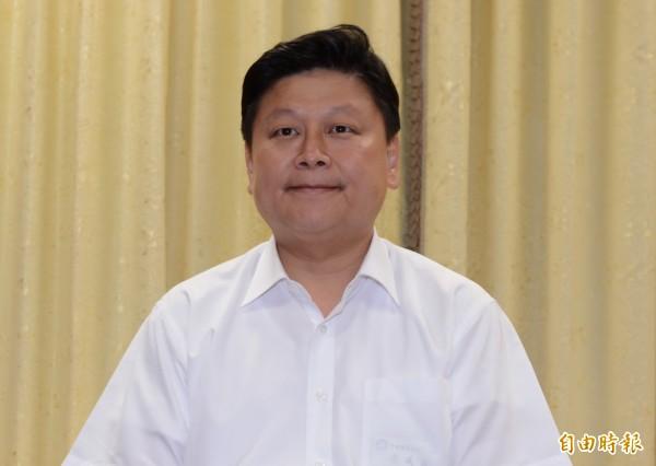 外傳國民黨為了保住花蓮,希望和傅崐萁溝通、合作,要他提前請辭。(資料照,記者游太郎攝)
