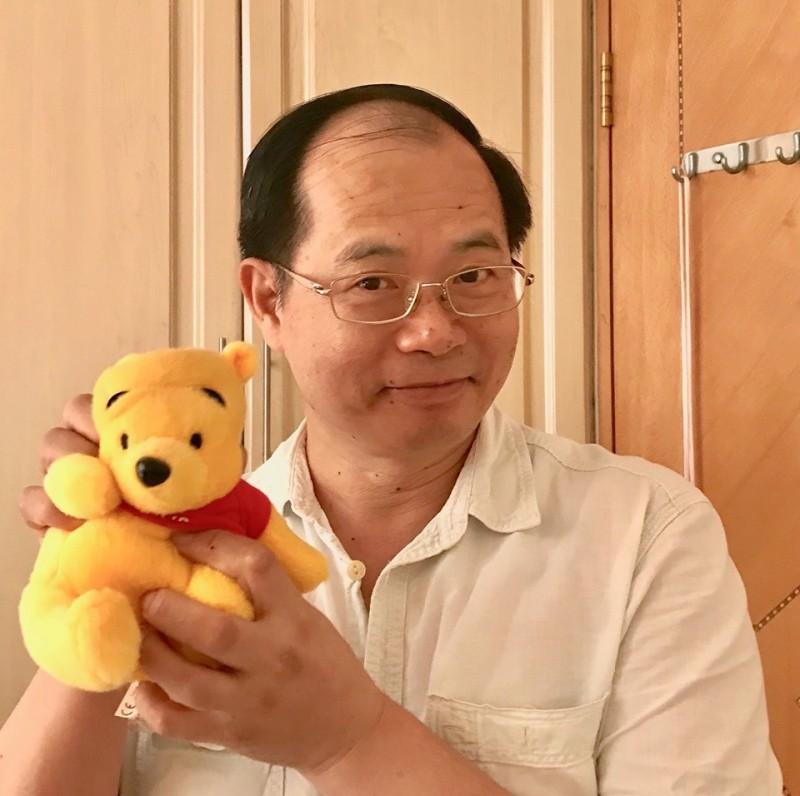 香港本土派「國師」陳雲肯定我陸委會的作法並表示,「國府化被動為主動,捍衛了中華民國在台灣的主權。」(圖擷取自臉書_Wan Chin)