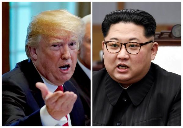 美國總統川普表示,可能在「川金會」中簽署韓戰停戰協議,並稱如果峰會成功,將邀請北韓領導人金正恩訪問白宮。(路透資料照)