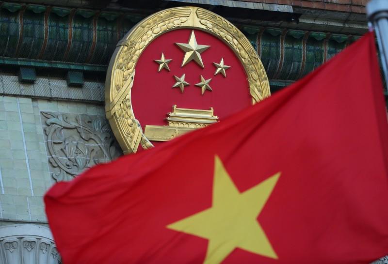 時值中越戰爭爆發40週年,越南官媒刊登學者文章稱,中國領導人鄧小平發動這場戰爭的首要目標,是為解救赤柬波布政權。(歐新社)