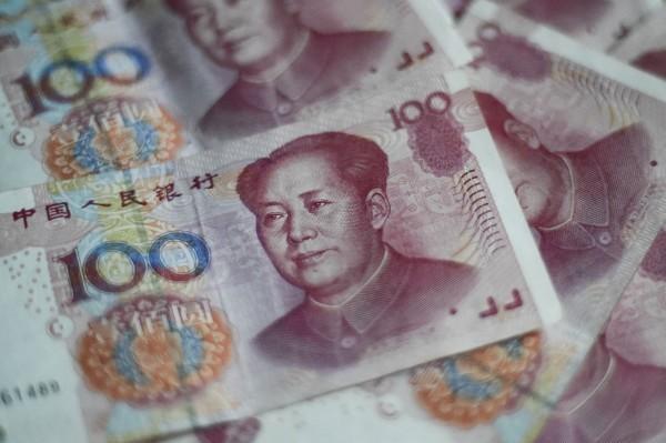 中國政府允許國營融資平台公司破產,變相不用清償債務。(法新社)