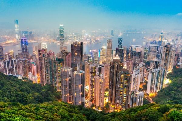 香港(Hong Kong)。(圖擷自BuzzFeed)
