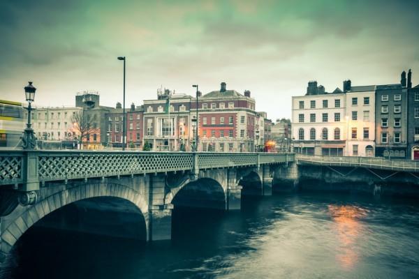 愛爾蘭都柏林(Dublin)。(圖擷自BuzzFeed)