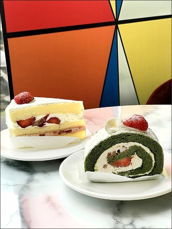 蛋糕、甜點都是常見高糖食物。(資料照)