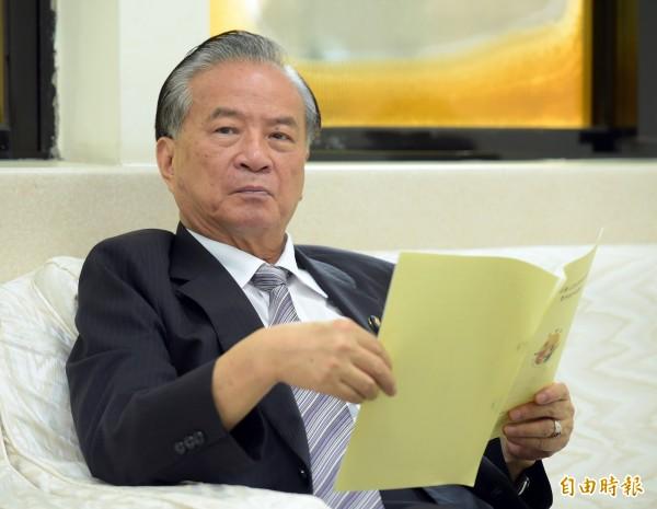 評伍錦霖「憲政危機」說法