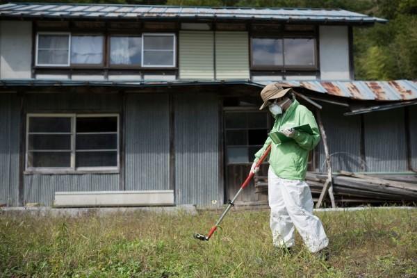 東京電力公司1日坦承,至少有6名外籍實習生被安排至福島核災區,進行相關勞動作業。圖為福島核災區。(歐新社)
