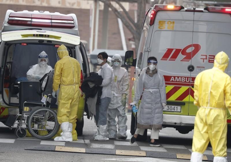 南韓一名曾經到海南島旅遊的男子出現肺炎相關症狀,18日被發現在家中身亡,事後隨即進行檢測,目前結果為陰性。(歐新社)