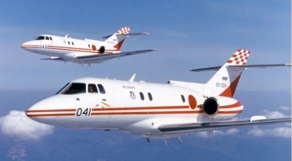 航空自衛隊1架U125軍機昨日失聯,防衛省表示今日中午找到失蹤的6名成員,已無生命跡象。(圖擷取自日本航空自衛隊官方網站)