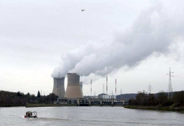 比利時驚傳核電廠警衛遭槍殺。(路透)