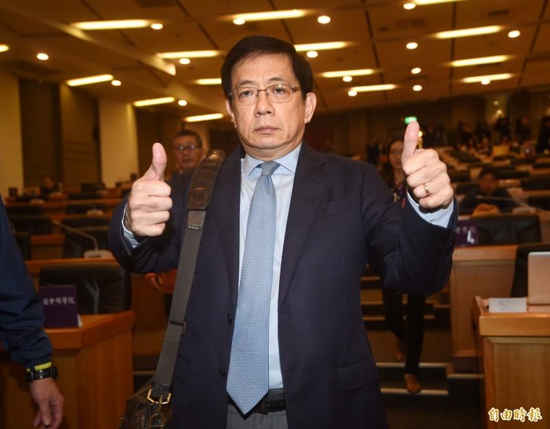 台灣大學校長管中閔昨在校務會議上報告,直言建國中學每年都有15%到18%的人選擇出國深造,感到「可怕警訊」。(資料照)