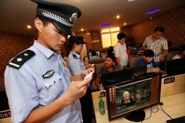 中國公安部自7月起展開「淨網行動」,日前公佈已清理違法訊息逾19萬則、查處違法網站逾6.6萬個,並且偵辦網路犯罪7400多起,逮捕犯罪嫌疑人1萬5000多人。(法新社)