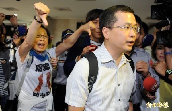 台北市議員羅智強今天在臉書發文,質疑總統蔡英文塞話栽贓習近平提出的九二共識,言論一出立刻遭網友狂嗆。(資料照)