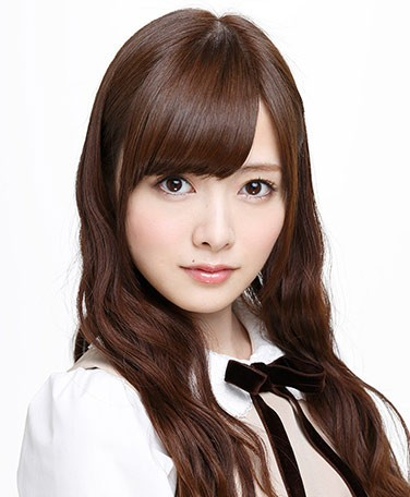 日媒認為鞠婧禕美艷超過日本偶像團體「乃木坂46」中的首席美女白石麻衣(如圖)。(圖擷取自網路)