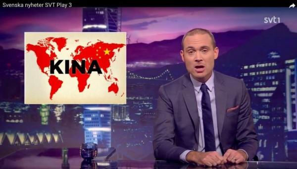 Re: [新聞] 瑞典電視台再為辱中道歉 內容卻讓中國大