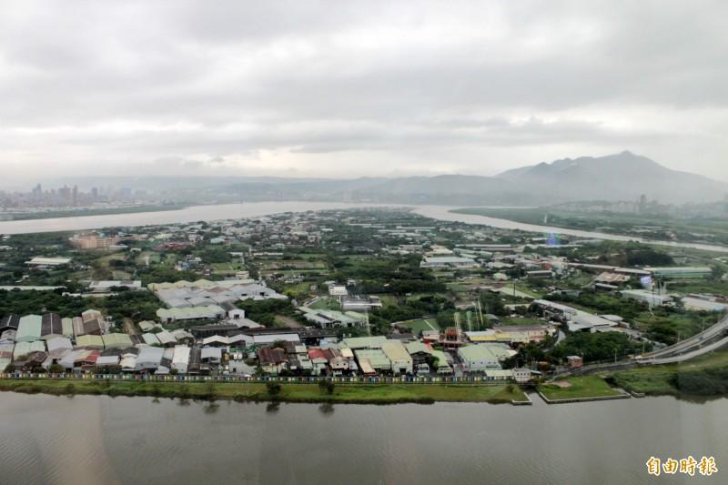 議員要求社子島居民未來配購專案住宅的限制應放寬,台北地政局長張治祥表示「我個人支持」。(資料照)
