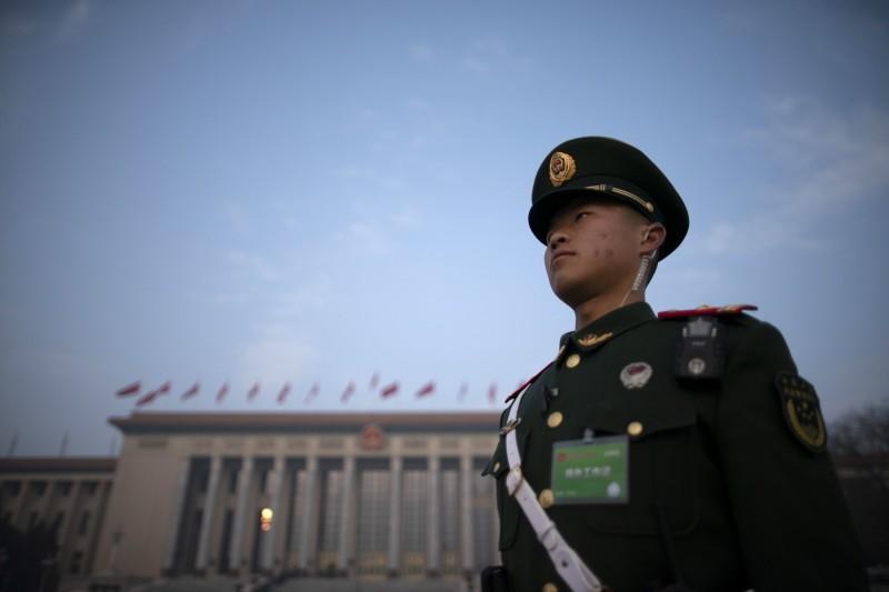 美國國防部官員指出,中國想建立「中國秩序」,意圖在印太地區取代美國。(歐新社)