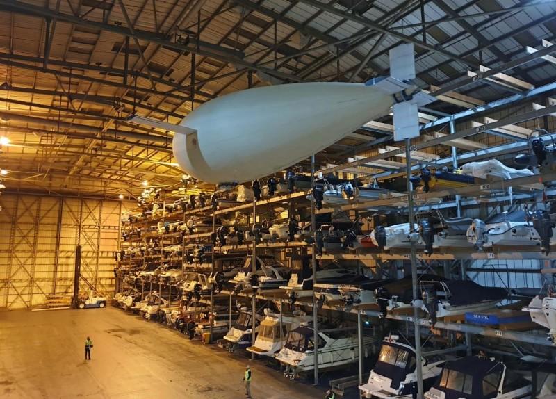 飛船上搭載的系統將可讓其永續滯空,無需燃料也能獲得持續推進力,未來數年內若能普及,將可望徹底改變電信業。(擷取自蘇格蘭高地與群島大學網站)