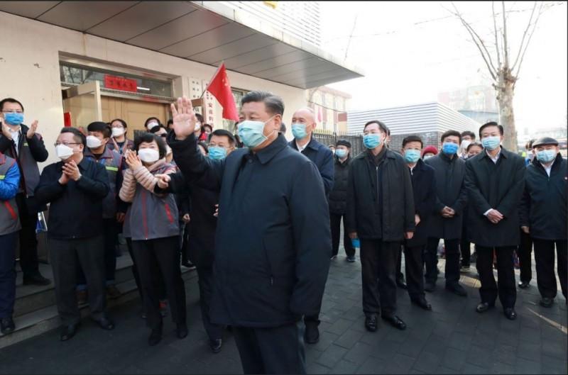 共軍繞台,背後隱藏著中國政權動盪的可能性?(路透社)