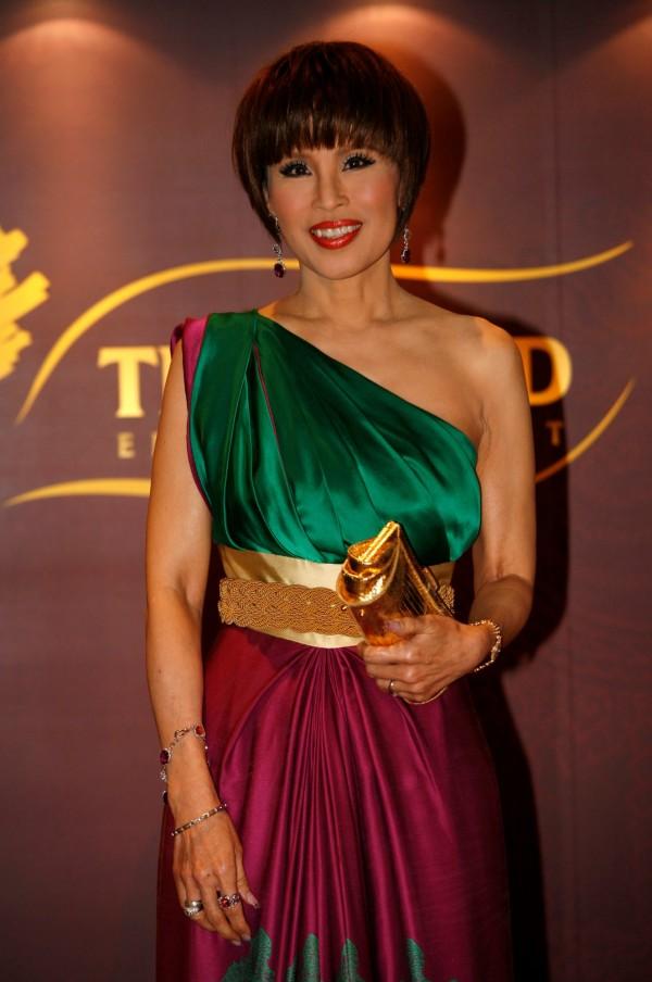 烏汶叻公主接受泰愛國黨提名她為總理人選,是在憲法的規範中展現她的權利和自由。(路透)