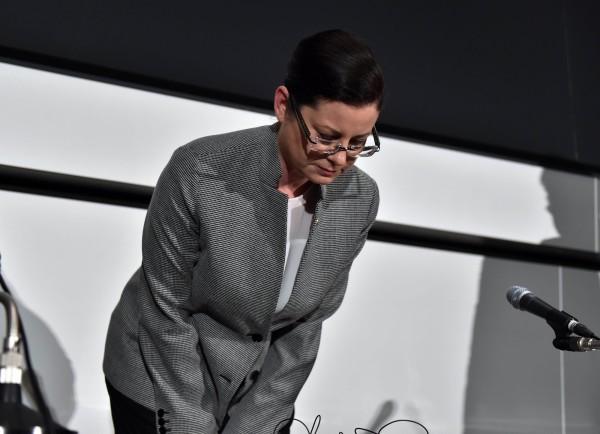 日本麥當勞執行長卡莎諾娃因嚴重虧損,減薪20%。(法新社)