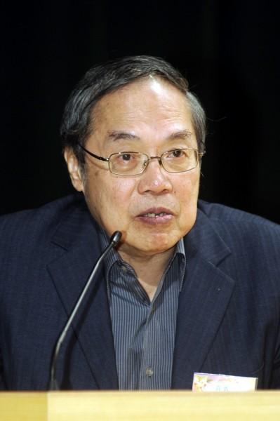 陳芳明昨在臉書上發文,直言柯、連的辯論讓人開了眼界,更重批這場辯論是「4個人圍毆1個人」。(資料照,記者趙世勳攝)