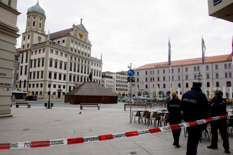 德國6城市被寄「炸彈恐嚇」電郵 警方緊急封鎖市政廳搜索
