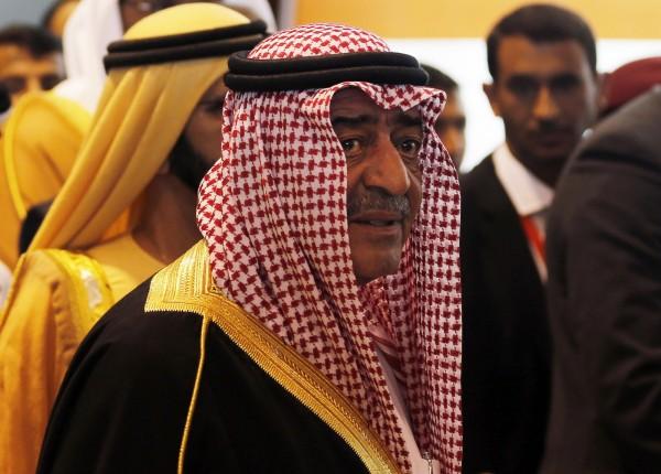 沙烏地阿拉伯國王索曼29日宣布廢除王儲穆克林親王,圖為穆克林親王。(路透)