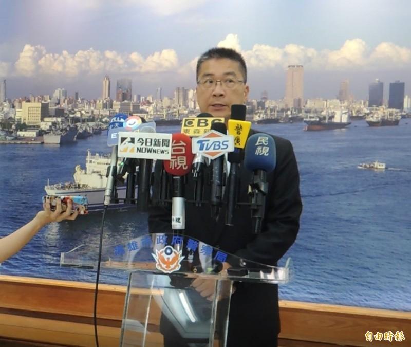 針對韓國瑜的質疑,內政部長徐國勇今發文提醒「市長請專心市政,不要辜負民眾期待」。(資料照)