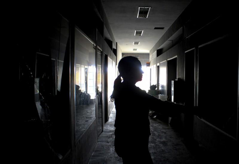 委內瑞拉大停電為期超過一週。(美聯社)
