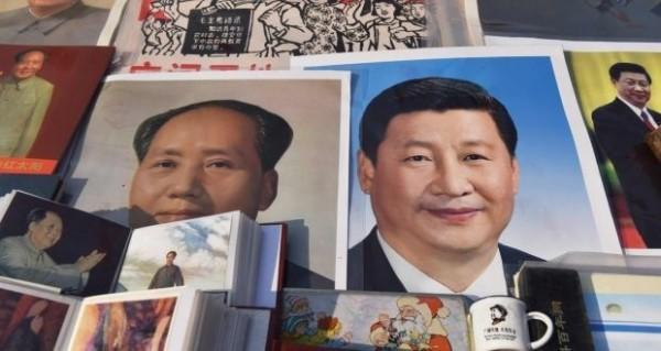 中共官媒發表楓橋經驗及義和團文章,引起網友質疑。(法新社)