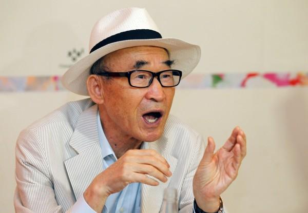 南韓統一部官員今表示,高銀已辭退「韓民族語大辭典韓朝共同編撰事業會理事長」職務。(路透)