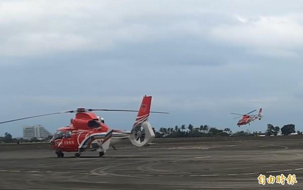 海豚直升機原廠獅子大開口,最終報價竟然達到初次報價金額的3倍之多。(資料照)