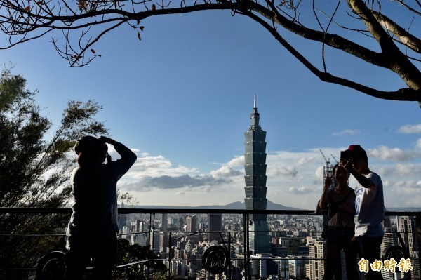 中國民眾希望台灣人快清醒,不要讓國民黨在明年拿到政權。(資料照)