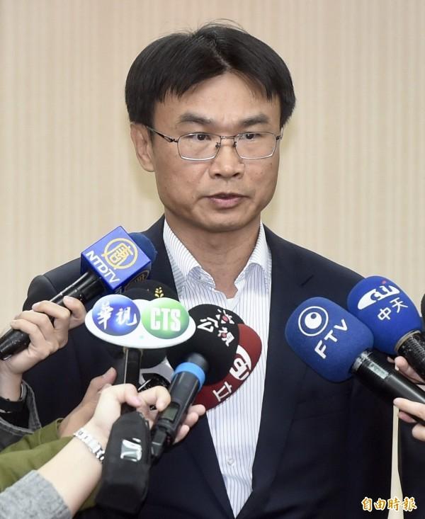 農委會代理主委陳吉仲今天表示,希望在半年內設置聯合廚餘處理中心,集中管控更有效。(資料照)