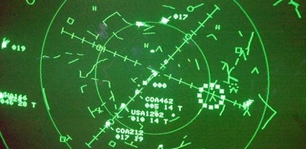 帛琉、關島一線之隔,看似微小的雷達系統可以幫助許多資訊的蒐集。(法新社)