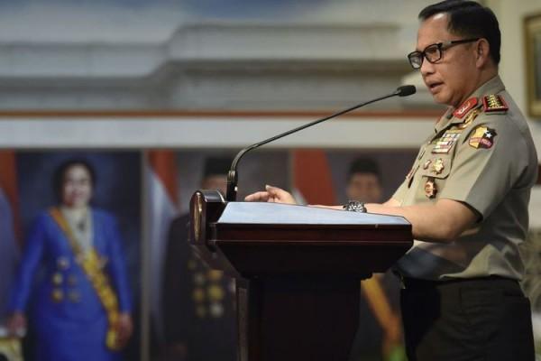印尼警察總長狄托表示,「羅興亞難民危機」已經與印尼政府、印尼總統佐科威(Jokowi)以及緬甸領導人翁山蘇姬等連結在一起,這項危機被政治團體利用,目的是推翻印尼政府。(圖擷自KOMPAS.com)