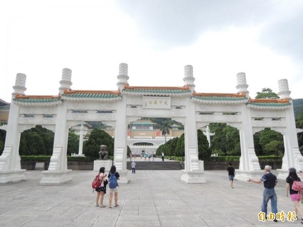 國民黨黨主席洪秀柱表示,若要追溯自民國34年,國民黨當年運來台灣的黃金與故宮國寶都應該列為國民黨黨產。故宮迅速以一句話簡潔回應。(資料照,記者黃立翔攝)