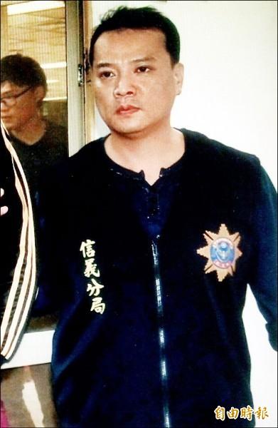 刑警跨區投資賭場, 北市信義警分局偵查佐朱定邦起訴。(資料照)