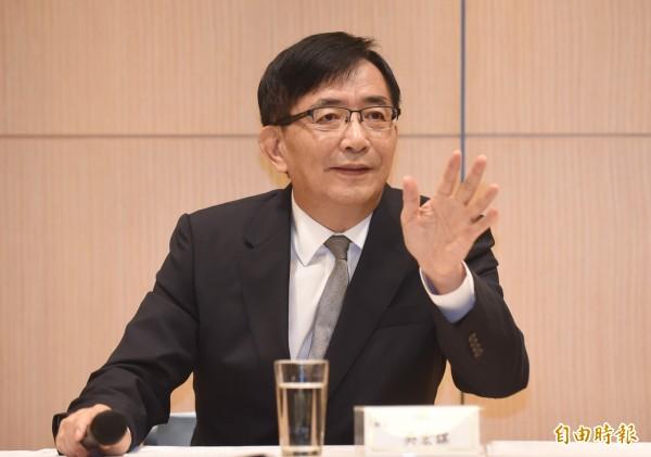 交通部長吳宏謀。(資料照)