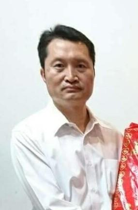 許文福(左)自戕不治。(記者楊金城攝)