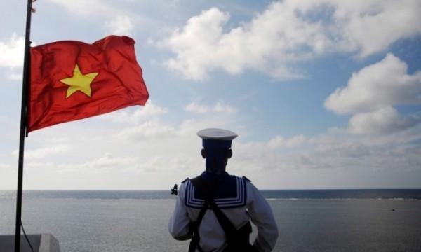中國於東海的日中中間線活動頻繁,有裝設軍用雷達的可能。(資料圖 路透)